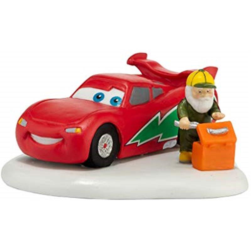 Lightning's Ready For Christmas - McQueen