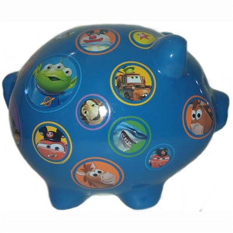 Porselein Spaarvarken - Pixar