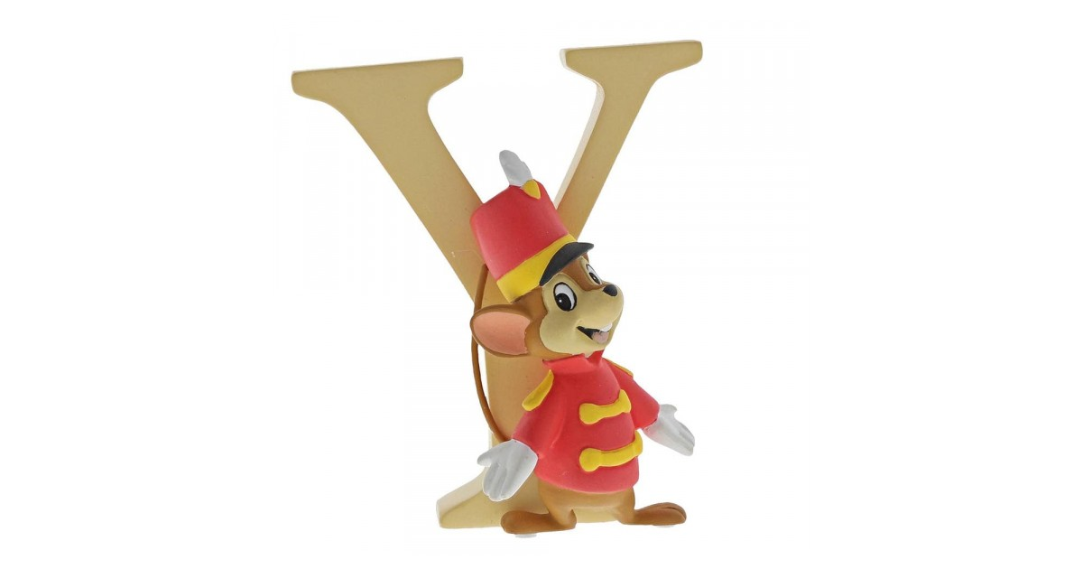 """Y"" - Timothy Q Mouse"