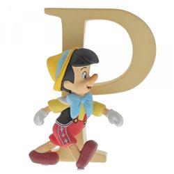 """""""P"""" - Pinocchio"""