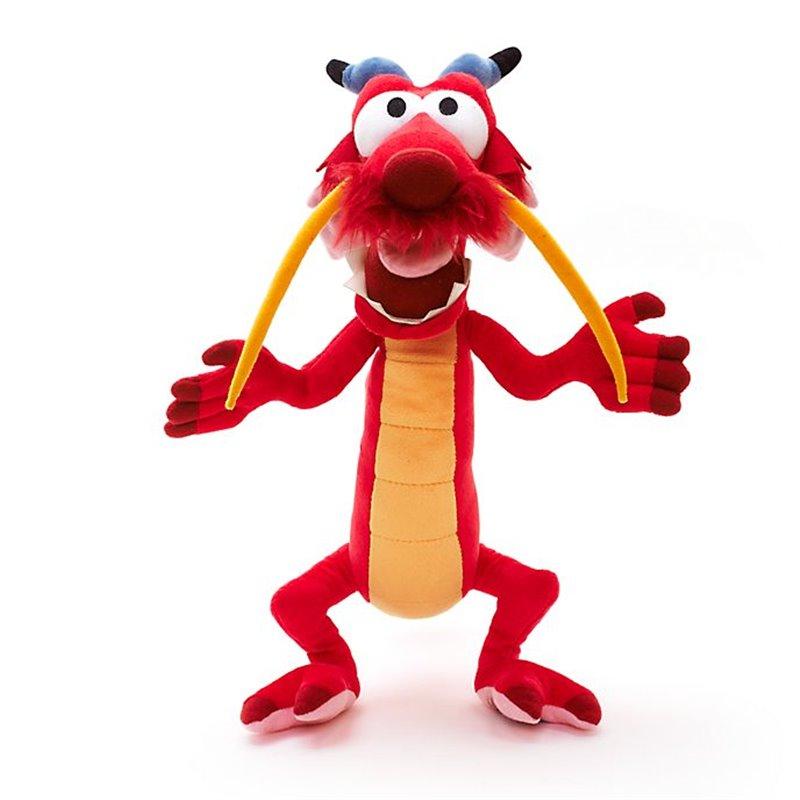 Disneystore Pluch Medium - Mushu
