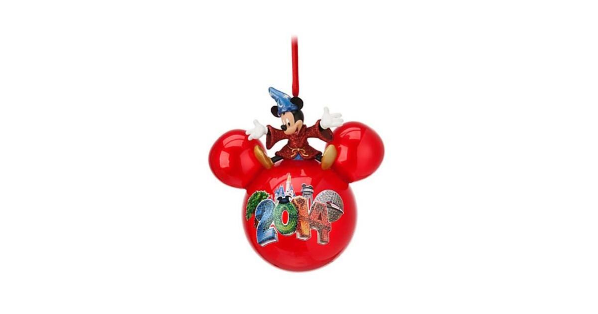 8001 3D Bal Ornament 2014 - Sorcerer