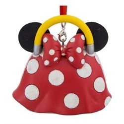 8657 3D Bag Ornaments - Minnie