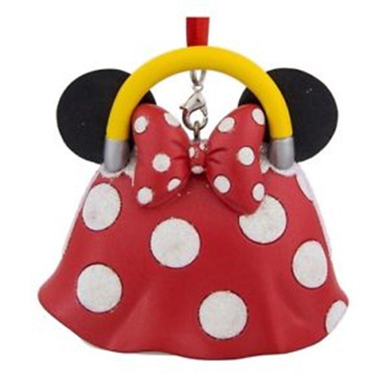 8650 3D Ornament Tas - Minnie
