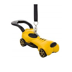 8723 3D Dangle Ornament Racer - Pluto