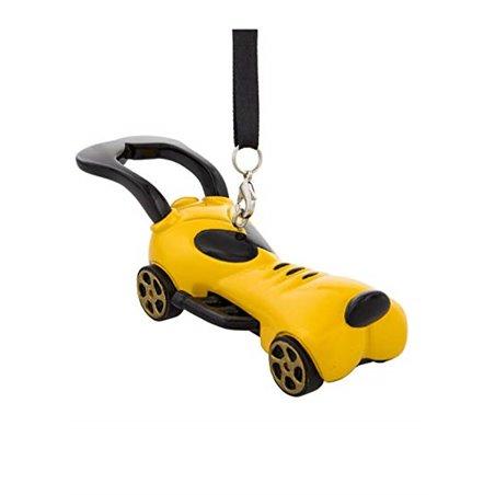 8723 3D Dangle Ornament Racer - Pluto