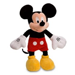 Disney Store Plush 60cm - Mickey