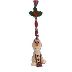 8561 3D Dangle Ornament - Olaf
