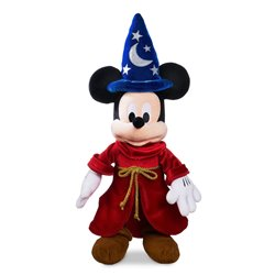 DisneyStore Plush Medium- Sorcerer