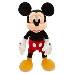 DisneyStore Plush Large - Mickey