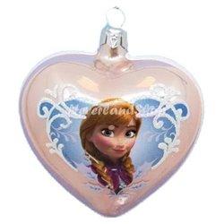 Glas Ornament - Anna