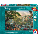 Thomas Kinkade Puzzel - Jungle Book
