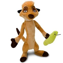 DisneyStore Plush Medium - Timon