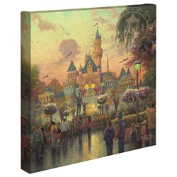 Thomas Kingkade Disneyland, 50th Anniversary