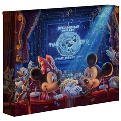 Thomas Kinkade 90 Years - Mickey