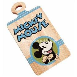 Houten Snijplank - Mickey