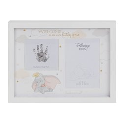 Magical Beginnings Photo & Hand Print Frame - Dumbo