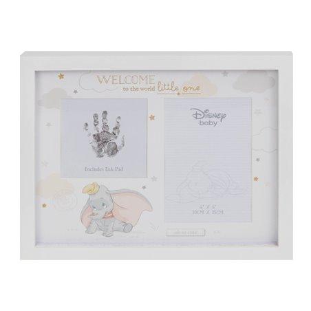 Magical Beginnings Photo & Hand Print Frame - Dumbo