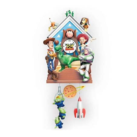 Wall Clock - Toy Story