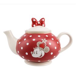 Cherry Teapot - Minnie
