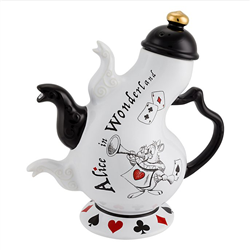 AiW Teapot - Alice