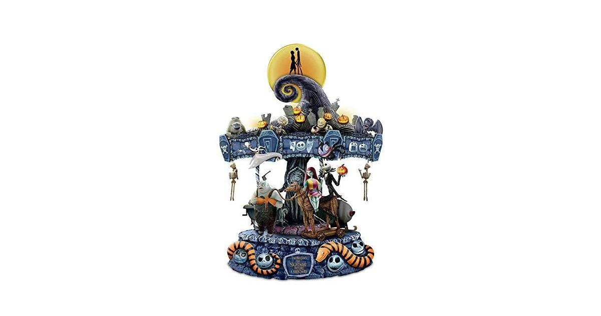Carousel - Nightmare Before Christmas