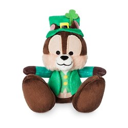 DisneyStore Plush Big Feet Mini - Chip
