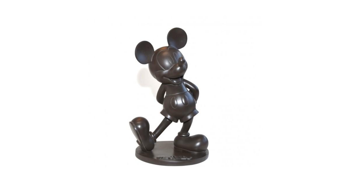 Tuinbeeld - Mickey