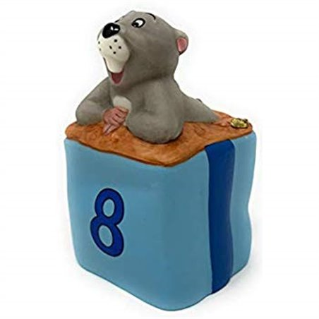EIGHT Is For Discovering The World Near And Far - Gopher