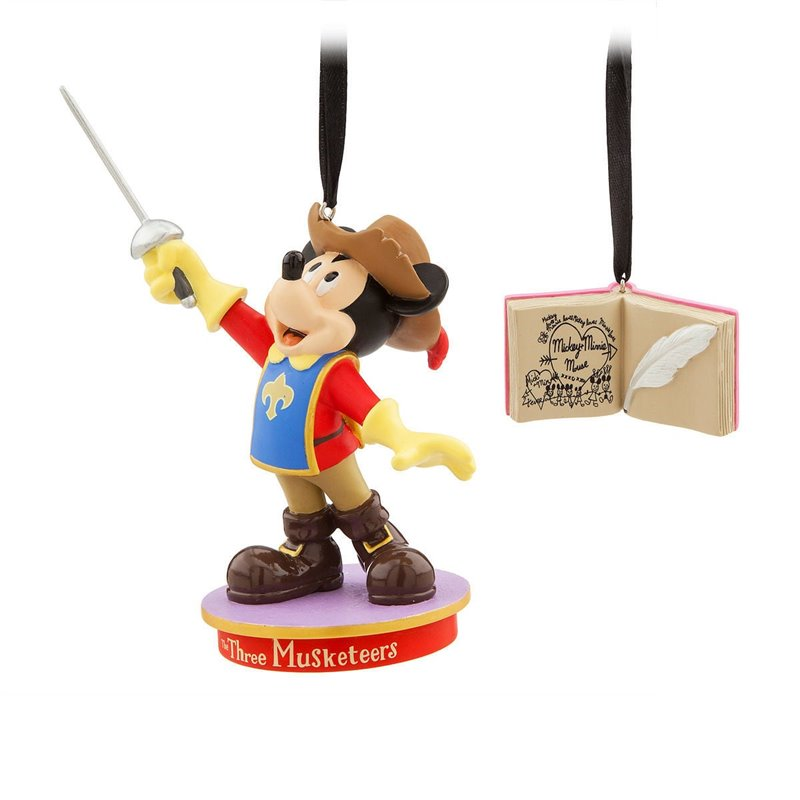 2Dlg Ornament Set Limited Edition - Mickey
