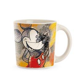 EF 400 Breakfast Mug Red - Mickey