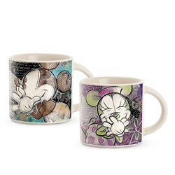 EF 408 CoffeeCup Blue or Violet - Mickey or Minnie