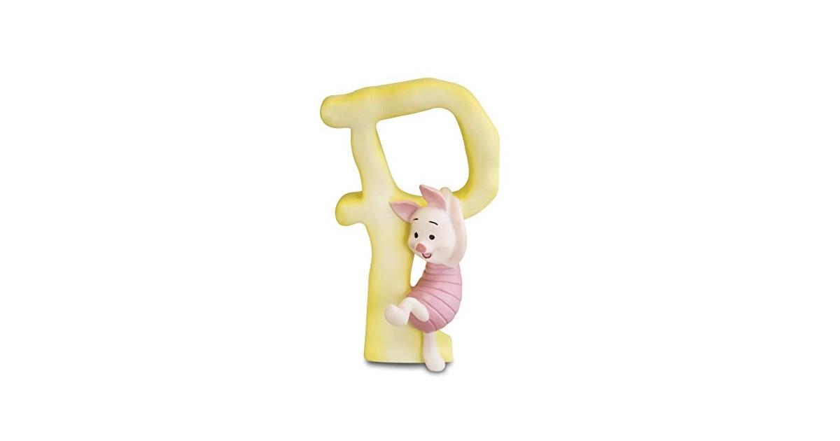 Magnetisch Alfabet Letter P - Piglet