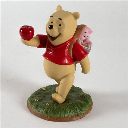 School Is Fun With More Than One - Pooh & Piglet
