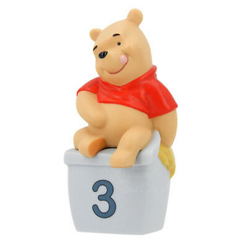 THREE Is For Days Filled With Laughter - Pooh