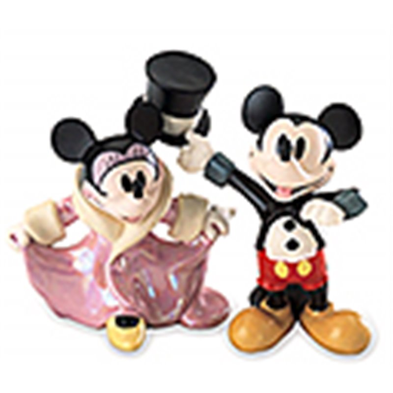 Top Hat and Tails and All Dolled Up - Mickey & Minnie