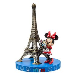 Eiffeltower - Minnie &  Figaro