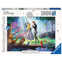 Puzzel 1000 Stuks Collectors Edition - Sleeping Beauty