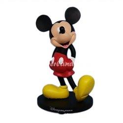 Klein Figuur Op Base - Mickey
