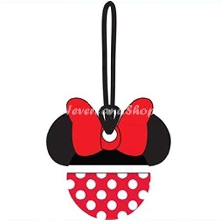 Koffer Label BodyParts - Minnie