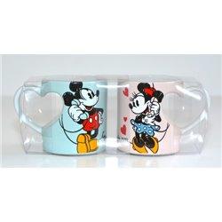 Set van 2 Mokken Forever - Mickey & Minnie