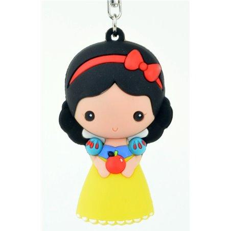 PVC SleutelHanger - Snow White