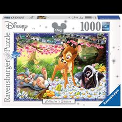 Puzzel 1000 Stuks Collectors Edition - Bambi