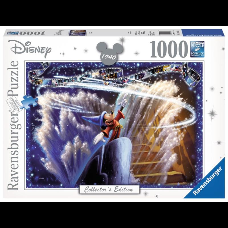 Puzzel 1000 Stuks Collectors Edition - Fantasia / Zauberlehrling