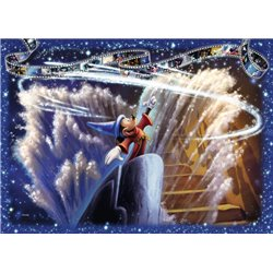 Puzzel 1000 Stuks Collectors Edition - Fantasia / Sorcerer