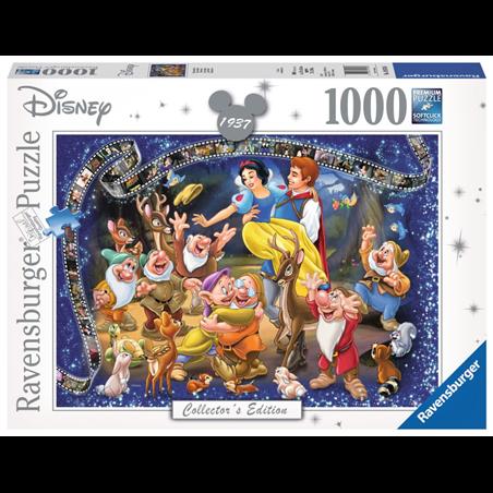 Puzzel 1000 Stuks Collectors Edition - Snow White & the 7 Dwarfs