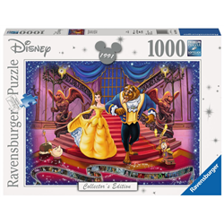 Puzzel 1000 Stuks Collectors Edition - Beauty & the Beast