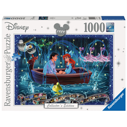 Puzzel 1000 Stuks Collectors Edition - The Little Mermaid