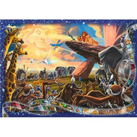 Puzzel 1000 Stuks Collectors Edition - The Lion King