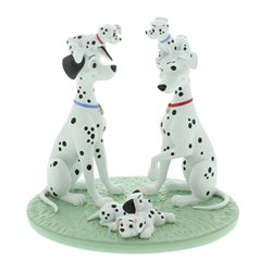 Magical Moments One Big Happy Family - 101 Dalmatians